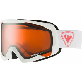 Rossignol Spiral Lunettes de protection, white